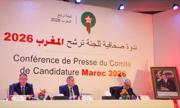 أسطورة جزائرية سفيرا لملف المغرب لمونديال 2026