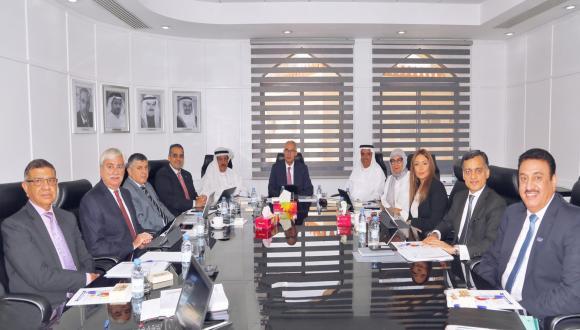 مجلس إدارة «BIBF» يعقد الاجتماع السنوي العام