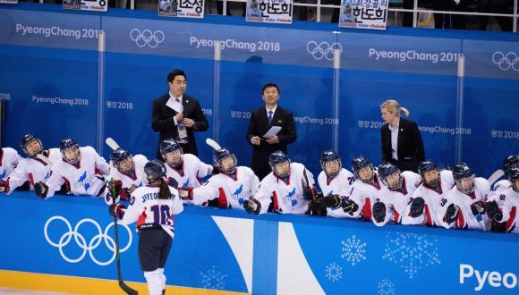 الفريق الكوري المشترك.. فاز سياسيا وخسر رياضيا