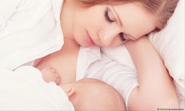 ثلاث نصائح لرضاعة طبيعية مريحة