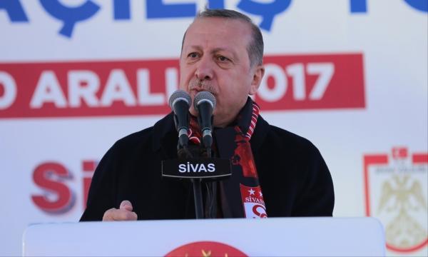 أردوغان لنتنياهو: أنت ضعيف وإسرائيل دولة إرهاب